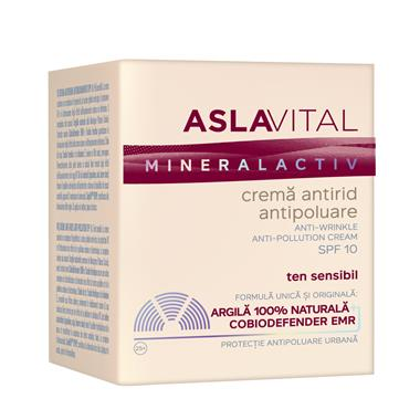 ANTI-WRINKLE ANTI-POLLUTION CREAM SPF10