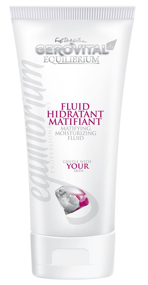 MATIFYING MOISTURIZING FLUID
