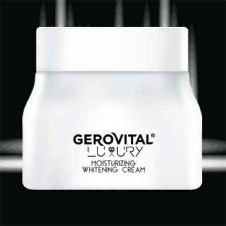 MOISTURIZING WHITENING CREAM