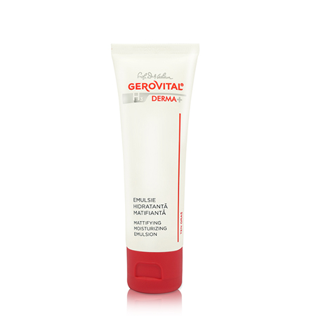 MATTIFYING MOISTURIZING EMULSION