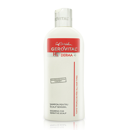 SHAMPOO FOR SENSITIVE SCALP