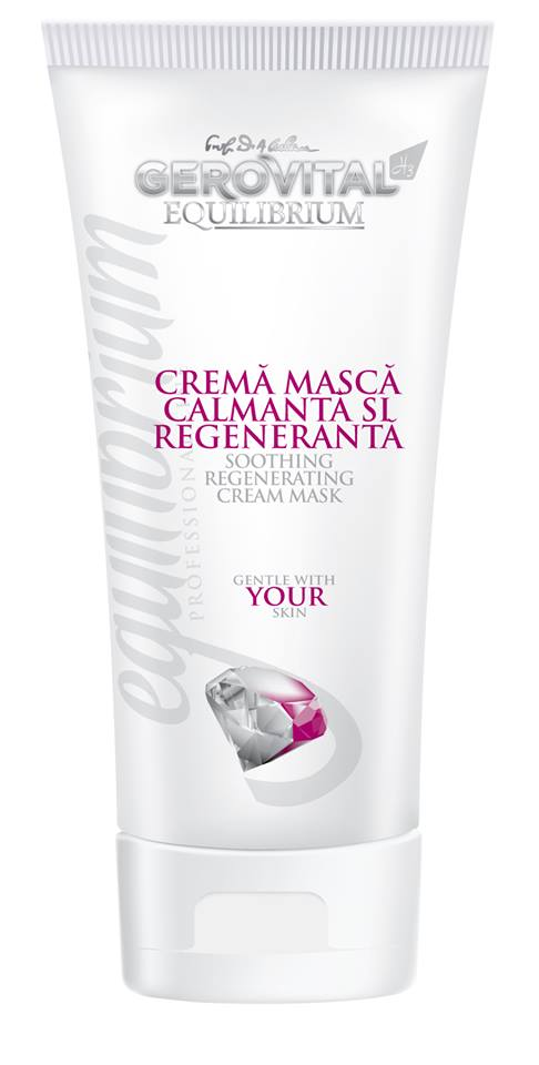 SOOTHING REGENERATING CREAM MASK
