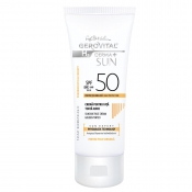 SUNCARE FACE CREAM SPF 50 - Golden Shade